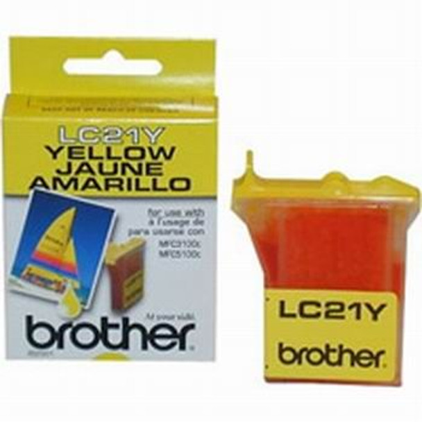 Image for Brother Yellow Ink Cartridge for MFC-3100C/5100C - Can Only Order In Quantities AusPCMarket