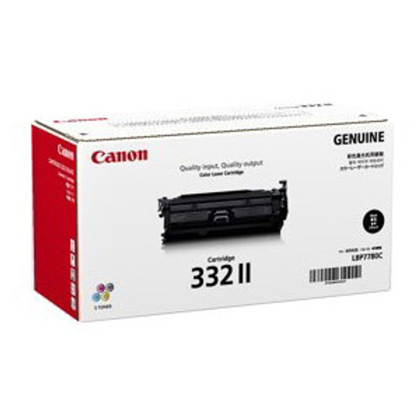 Image for Canon 332 II Black High Yield Toner 12,000 pages Black AusPCMarket