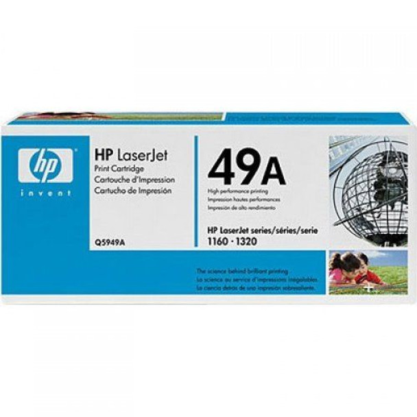 Image for HP 49A Black Toner Cartridge 2.5K pages (Q5949A) AusPCMarket