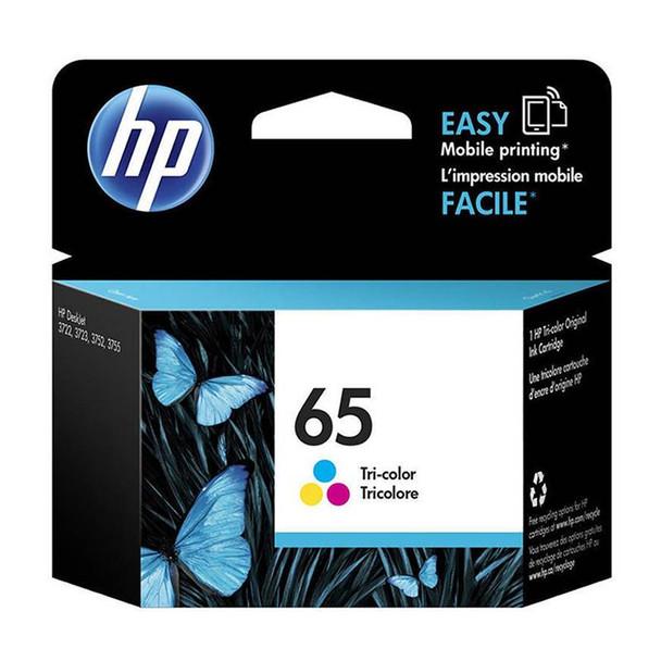 Image for HP65 Ink Cartridge - Tri-Colour (N9K01AA) AusPCMarket