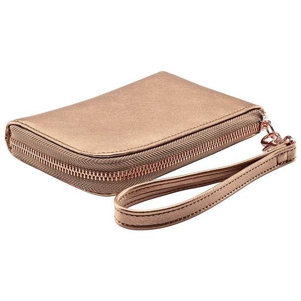 Image for HP Sprocket Wallet Case - Gold & White AusPCMarket