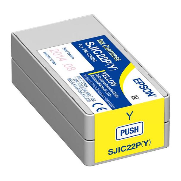 Image for Epson Yellow Ink Cartridge for C3500 AusPCMarket