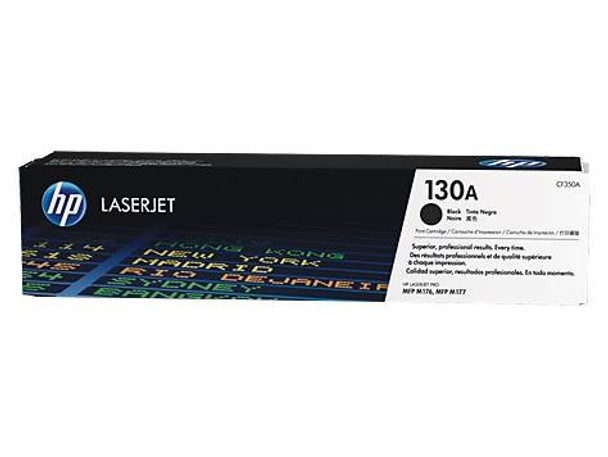 Image for HP CF350A 130A Black Original LaserJet Toner Cartridge AusPCMarket