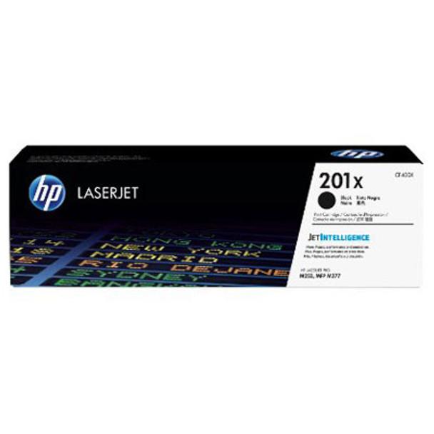 Image for HP #201X Black Toner CF400X 2,800 pages AusPCMarket