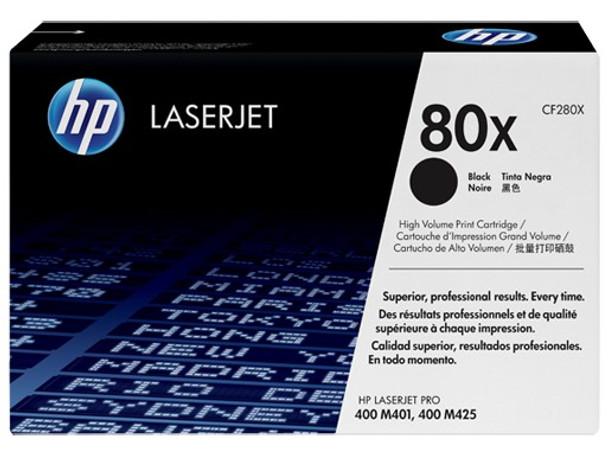 Image for HP 80X Black LaserJet Toner Cartridges (CF280X) AusPCMarket