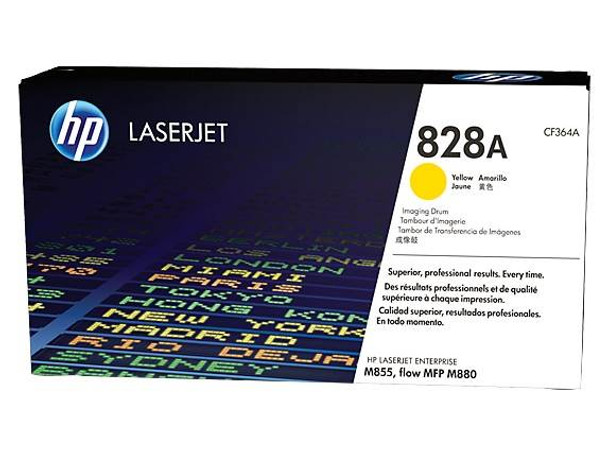 Image for HP CF364A 828A Yellow LaserJet Image Drum AusPCMarket