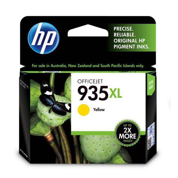 Image for HP #935 Yellow XL Ink C2P26AA 825 pages Yellow AusPCMarket