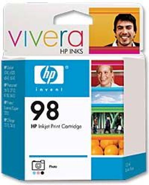 Image for HP 98 AP Black Inkjet Print Cartridge (C9364WA) AusPCMarket