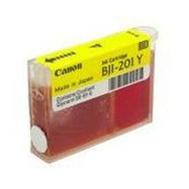 Image for Canon BJI201Y Yellow Ink Tank for BJC-600 AusPCMarket
