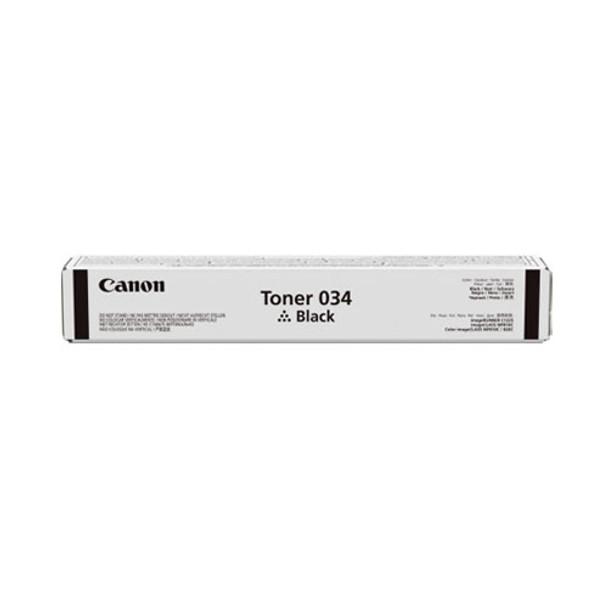 Image for Canon #034 Toner Black AusPCMarket