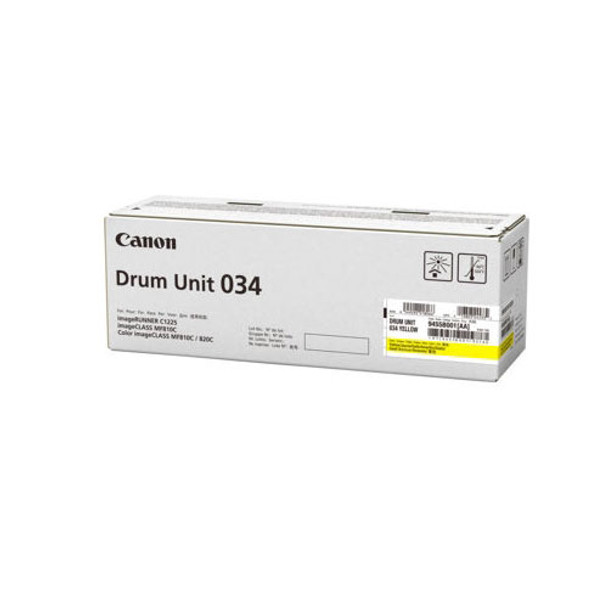 Image for Canon #034 Drum Unit Yellow AusPCMarket
