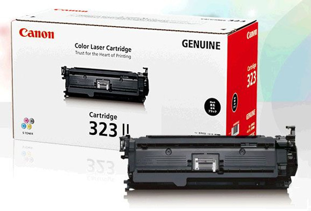 Image for Canon 323BK II Black Toner cartridge 1K pages AusPCMarket