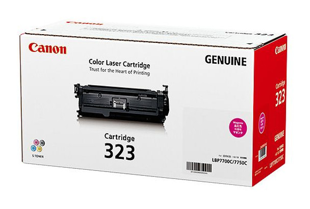 Image for Canon CART323M Magenta Toner cartridge 8.5 pages AusPCMarket