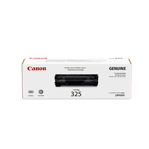 Image for Canon CART325 Black Toner 1,600 pages Black AusPCMarket