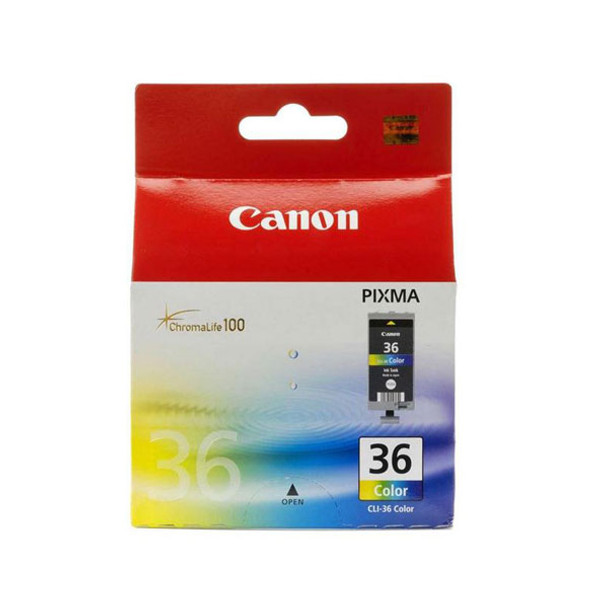 Image for Canon CLI36C Four Col Ink Tank 109 pages Colour AusPCMarket