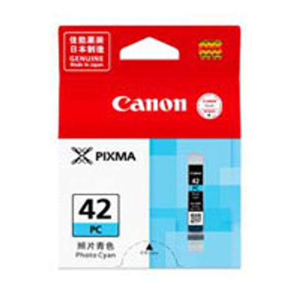 Image for Canon CLI42 Photo Cyan Ink 60 pages A3+ Photo Cyan AusPCMarket