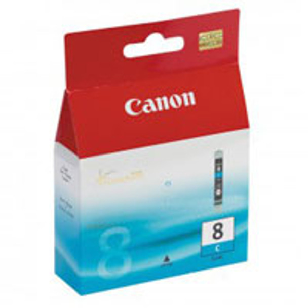 Image for Canon CLI8C Cyan Ink Cartridge 62 pages Cyan AusPCMarket