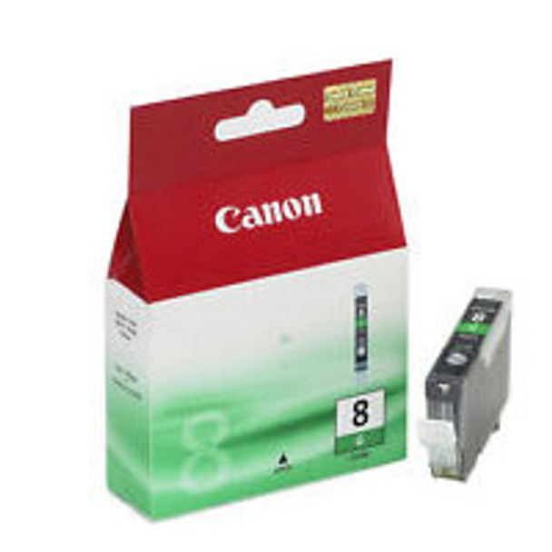 Image for Canon CLI8G Green Ink Cart 52 pages Green AusPCMarket