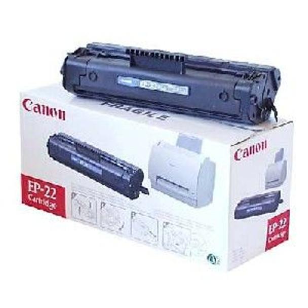 Image for Canon EP-22CART Black Laser Toner Cartridge for LBP-800 AusPCMarket