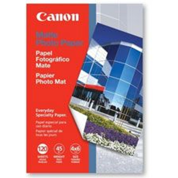 Image for Canon MP-101 4in x 6in Matt Photo Paper 120 sheets AusPCMarket