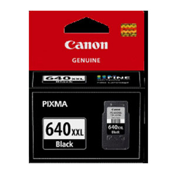 Image for Canon PG640XXL Black Ink Cart 600 pages Black AusPCMarket