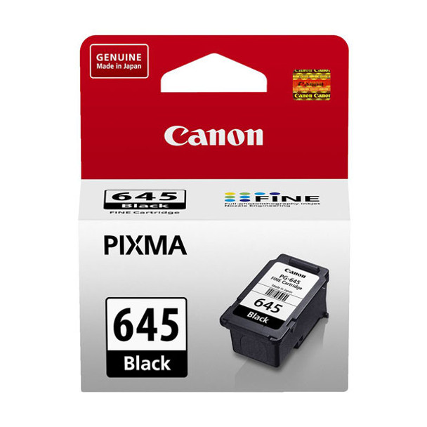 Image for Canon PG645 Black Ink Cart 180 pages Black AusPCMarket