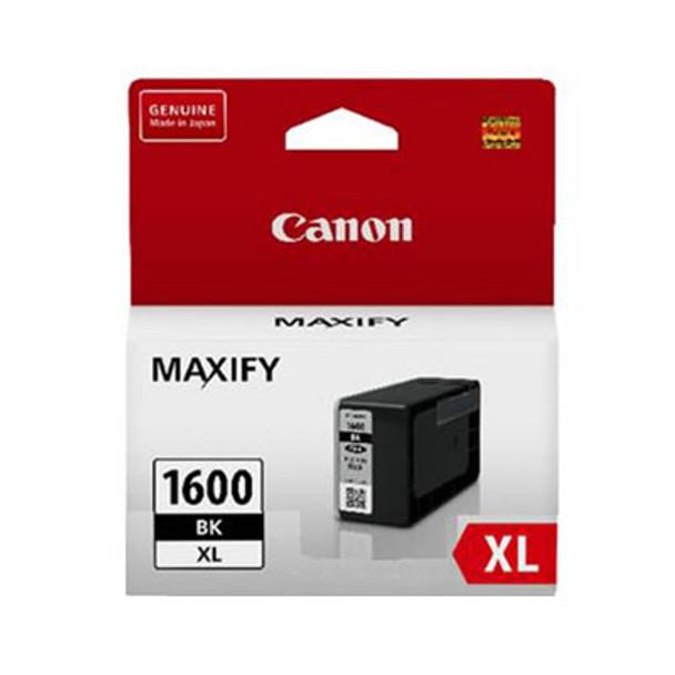 Image for Canon PGI1600XL Black Ink Tank 1200 pages Black AusPCMarket