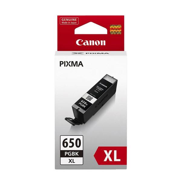 Image for Canon PGI650XL Black Ink Cart 500 A4 pages (ISO/IEC 24711) Black AusPCMarket