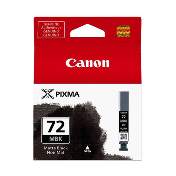 Image for Canon PGI72 Matt Blk Ink Cart 202 pages A3+ Matte Black AusPCMarket