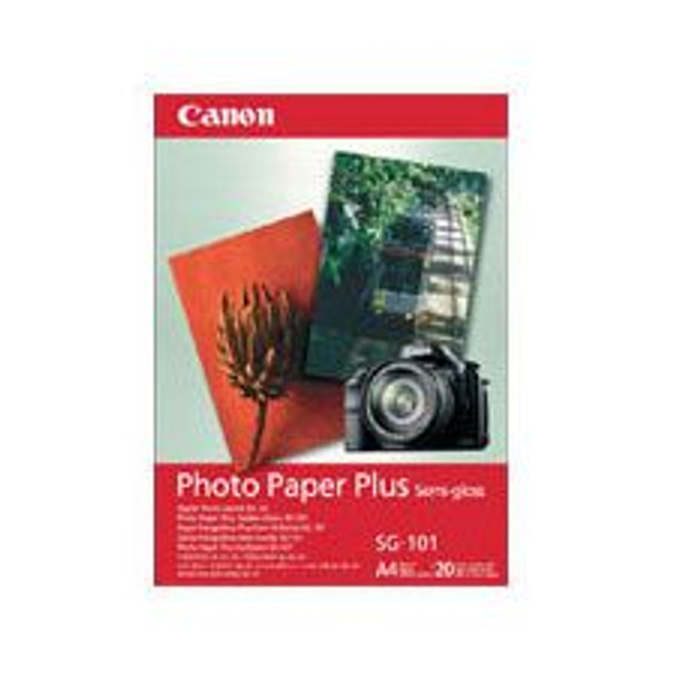 Image for Canon SG2014X6 20 Sheets 260gsm Semi Gloss Photo Paper AusPCMarket