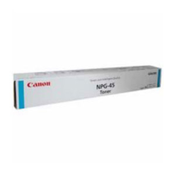 Image for Canon TG45 GPR30 Cyan Toner 38,000 pages Cyan AusPCMarket