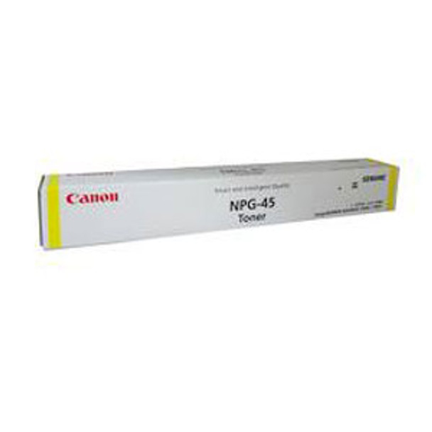 Image for Canon TG45 GPR30 Yellow Toner 38,000 pages Yellow AusPCMarket