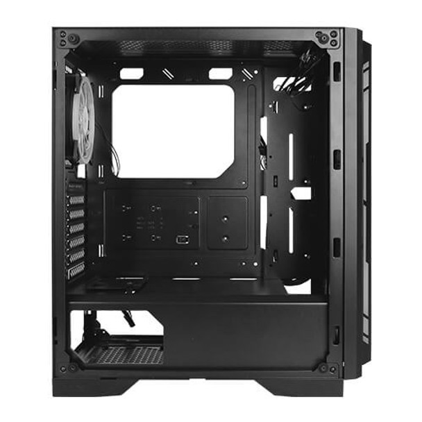 Antec NX400 ARGB Tempered Glass Mid-Tower ATX Case - Black Product Image 6