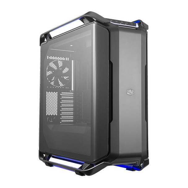 Image for Cooler Master COSMOS C700P RGB Tempered Glass Full-Tower E-ATX Case - Black AusPCMarket