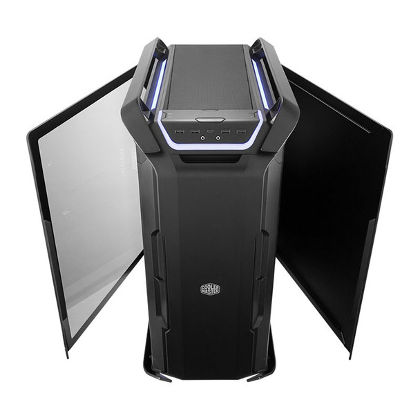 Cooler Master COSMOS C700P RGB Tempered Glass Full-Tower E-ATX Case - Black Product Image 11