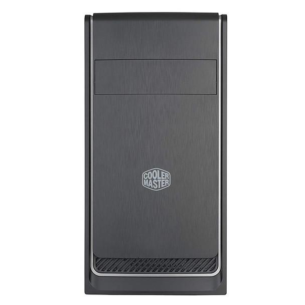 Cooler Master MasterBox E300L Mini Tower M-ATX Case - Silver Trim Product Image 2