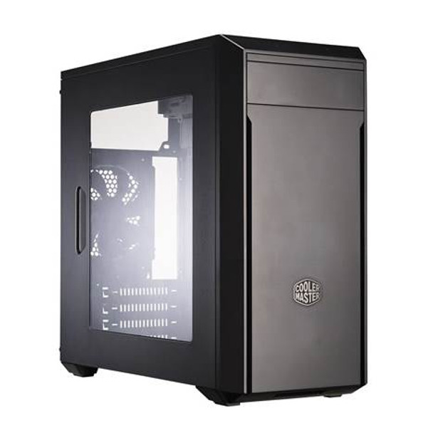 Image for Cooler Master MasterBox Lite 3 Windowed Mid-Tower Micro-ATX Case AusPCMarket