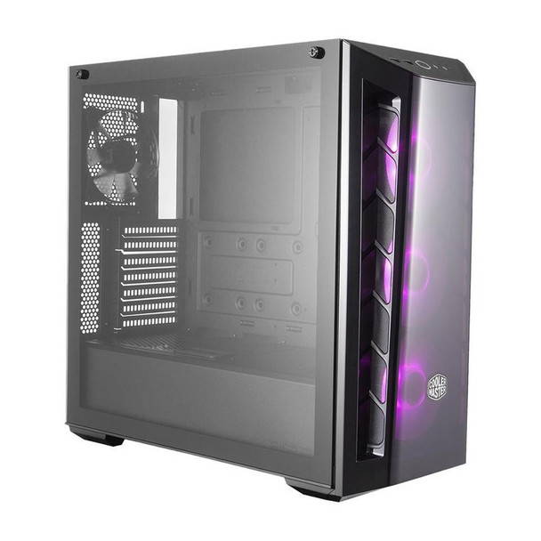 Cooler Master MasterBox MB520 RGB Tempered Glass Mid-Tower ATX Case Product Image 2