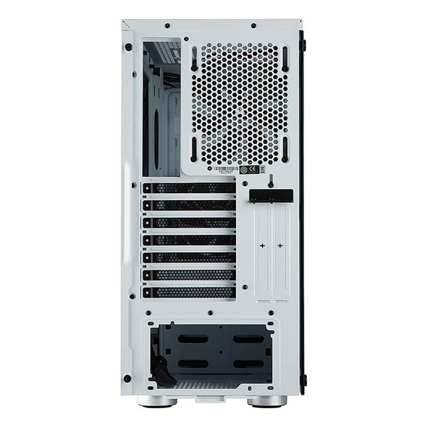 Corsair Carbide 275R Windowed Mid-Tower ATX Case - White Product Image 4