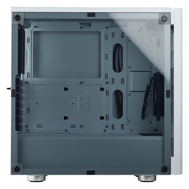 Corsair Carbide 275R Windowed Mid-Tower ATX Case - White Product Image 7