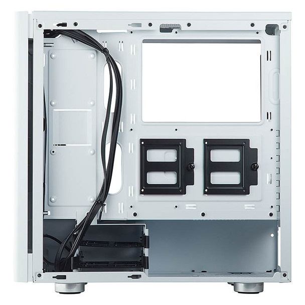 Corsair Carbide 275R Windowed Mid-Tower ATX Case - White Product Image 8