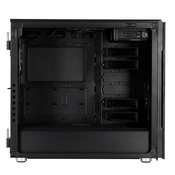 Corsair Carbide 678C Tempered Glass Mid-Tower E-ATX Case - Black Product Image 5