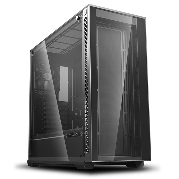Image for Deepcool Matrexx 70 Tempered Glass RGB Mid-Tower E-ATX Case AusPCMarket