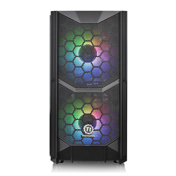 Thermaltake Commander C35 Tempered Glass ARGB Mid-Tower ATX Case Product Image 2
