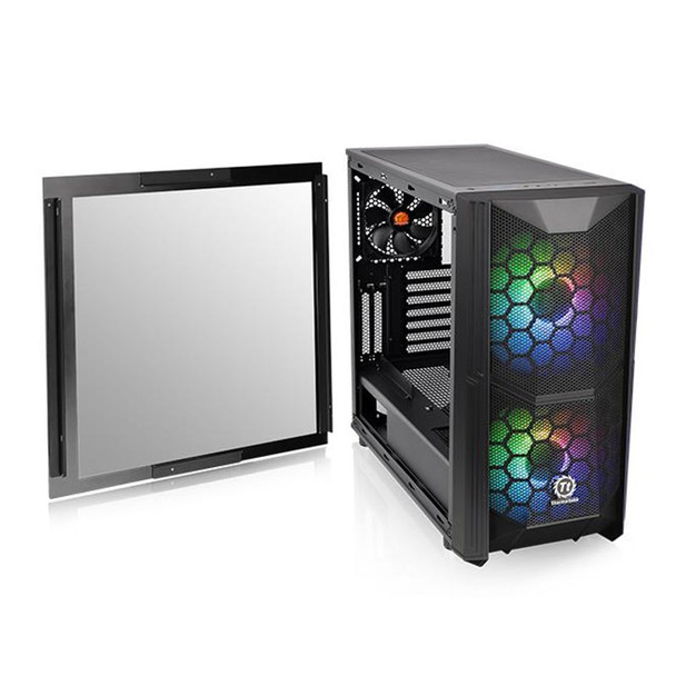 Thermaltake Commander C35 Tempered Glass ARGB Mid-Tower ATX Case Product Image 4