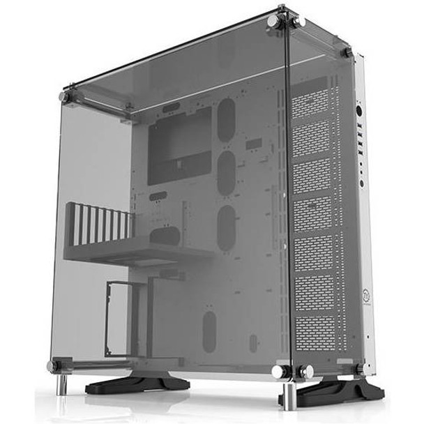Image for Thermaltake Core P5 Tempered Glass Wall Mount ATX Case - Snow Edition AusPCMarket