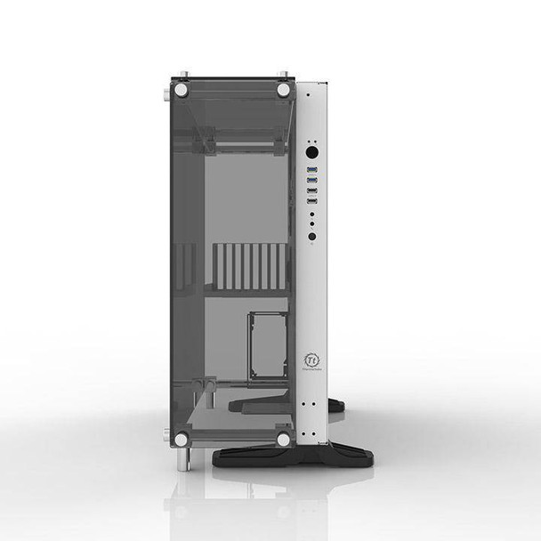 Thermaltake Core P5 Tempered Glass Wall Mount ATX Case - Snow Edition Product Image 2