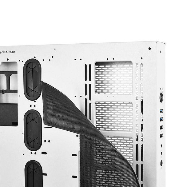 Thermaltake Core P5 Tempered Glass Wall Mount ATX Case - Snow Edition Product Image 10