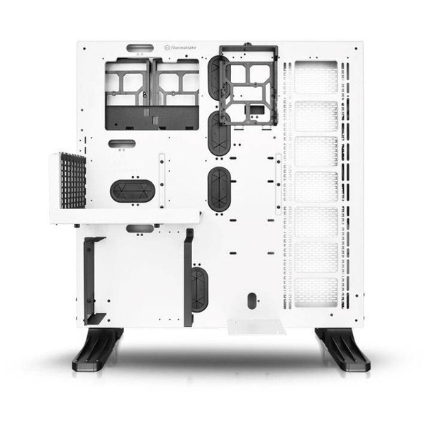 Thermaltake Core P5 Tempered Glass Wall Mount ATX Case - Snow Edition Product Image 14