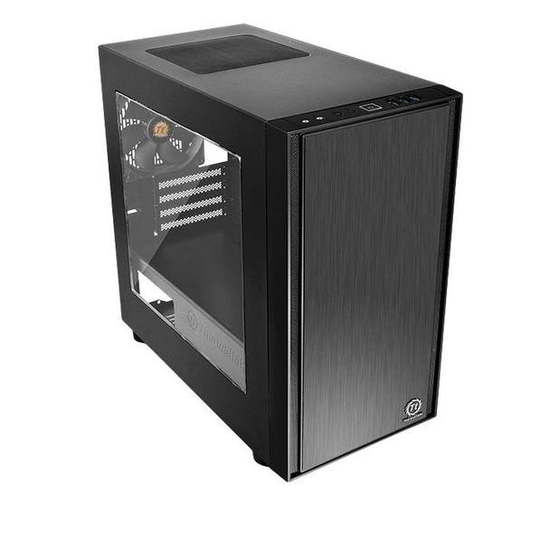 Thermaltake Versa H17 Windowed Micro-ATX Case Product Image 5